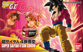 Figure-rise Dragon Ball GT Super Saiyan 4 Goku