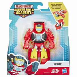 Transformers Rescue Bots Academy Hot Shot (Plane)