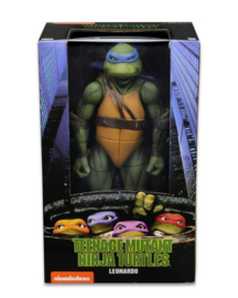 Neca Teenage Mutant Ninja Turtles AF 1/4 Leonardo - Pre order