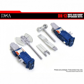 DNA Design DK-13 Upgrade Kit for Optimus Prime