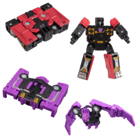 Hasbro WFC Siege Micromasters Rumble & Ratbat - Pre order