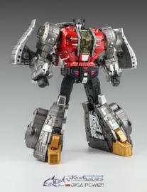 Gigapower HQ-04 Graviter Metallic Version