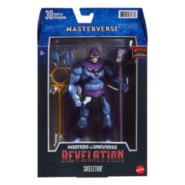 Masters of the Universe: Revelation Masterverse Skeletor