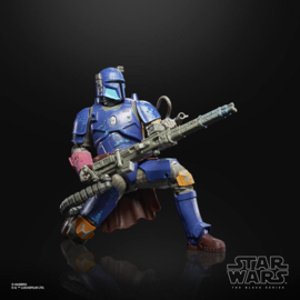 Star Wars The Mandalorian Credit Collection AF 2020 Heavy Infantry Mandalorian