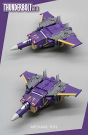 Mechfanstoys MS-28 Thunderbolt Blitzwing
