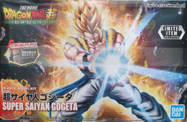 Dragon Ball Super: Super Saiyan Gogeta Figure Rise Standard [Limited edition]