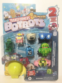 Hasbro BotBots  8-Packs Frequent Flyers C