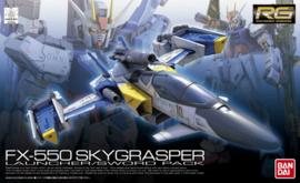 1/144 RG FX-550 Skygrasper (Launcher/ Sword Pack)