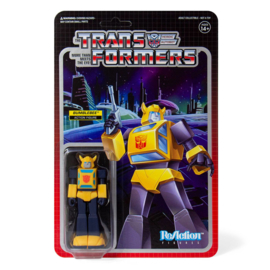 Super7 Transformers ReAction Bumblebee
