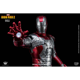 King Arts - Iron man Mark 5 DFS024