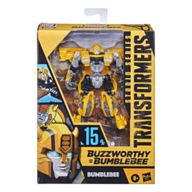 Hasbro Buzzworthy Bumblebee 15 Bumblebee