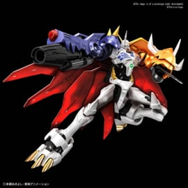 Bandai Figure Rise Digimon Omegamon Amplified