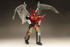 Giga Power HQ-05 Gaudenter [Red - Metallic Version]
