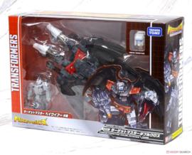 Takara Legends LG-51 Targetmaster Doublecross