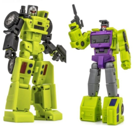 Newage H33 Berith & H34 Palmon [Set of 2] - Pre order