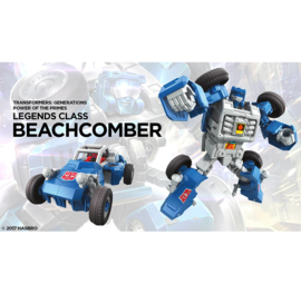 Hasbro PotP Wave 1 Legends Beachcomber