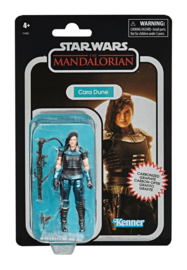 Star Wars The Mandalorian Vintage Collection Carbonized AF 2020 Cara Dune - Pre order