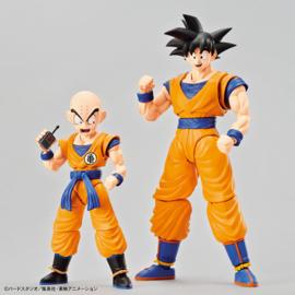 Figure-rise Dragon Ball Z Son Goku & Krillin DX Set