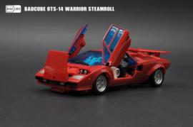BadCube OTS-14 Warrior Steamroll