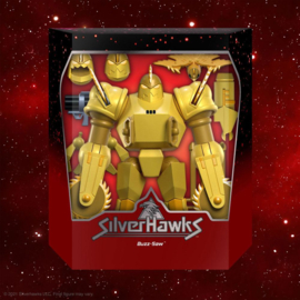 SilverHawks Ultimates AF Buzz-Saw - Pre order