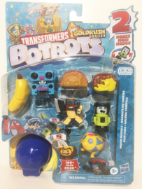Hasbro BotBots  8-Packs Movie Moguls  D