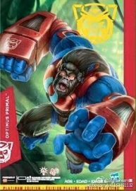 "Hasbro ""Year of the Monkey"" Air Attack Optimus Primal"