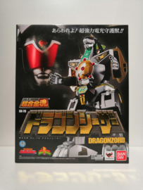 Bandai Soul Of Chogokin Power Rangers  GX-78 Dragonzord