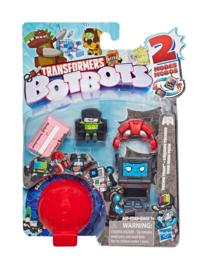 Hasbro BotBots Mini Figures 5-Packs Techie Team SET B