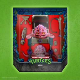 Super7 Teenage Mutant Ninja Turtles Ultimates Krang - Pre order