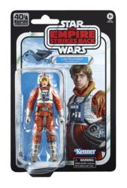 Star Wars Episode V Black Series AF 40th Ann. 2020 Luke Skywalker [Snowspeeder] - Pre order