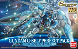 1/144 HG Gundam G-self With Perfect Pack