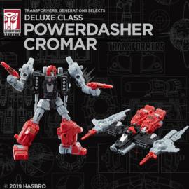 Hasbro WFC-GS04 Deluxe Cromar - Pre order