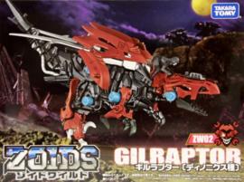 Takara Zoids WIld ZW-02 Gilraptor (M)