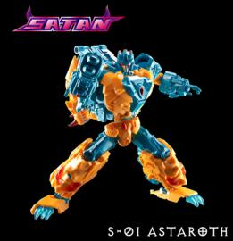 TFC Satan S-01 Astaroth - Pre order
