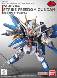 SD Ex-Std: ZGMF-X20A Strike Freedom