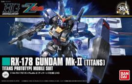 1/144 HGUC RX-178 Gundam Mk-II Titans (revive)