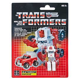 Exclusive Transformers G1 Legion Swerve