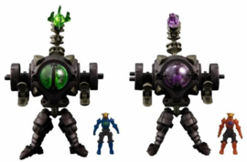 Takara Diaclone DA-26 Waruder Suit Set of 2