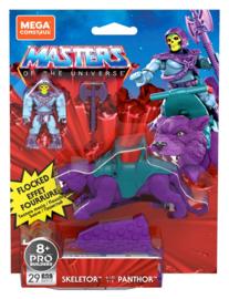 Mega Construx Probuilders Skeletor & Panthor