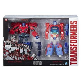 Hasbro 2-pack Optimus Prime