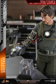 Iron Man MM AF 1/6 Tony Stark (Mech Test Deluxe Version) - Pre order