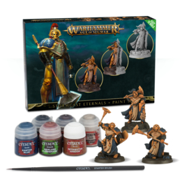 Stormcast + paint set