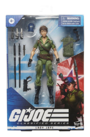 G.I. Joe Classified Series Lady Jaye