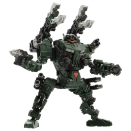 Takara Diaclone Reboot DA-49 Powered System Maneuver Epsilon Space Marine Squad Version - Pre order