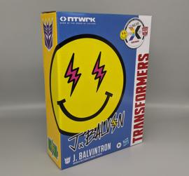 Hasbro G1 Soundwave By J. Balvin