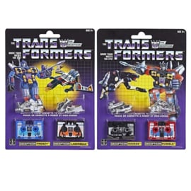 Hasbro G1 Cassettes 4-pack [reissue]