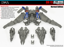DNA DK-15 Jet Wing Upgrade Kits [Normal Edition] - Pre order