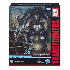 Hasbro Studio Series SS-35 Leader Jetfire
