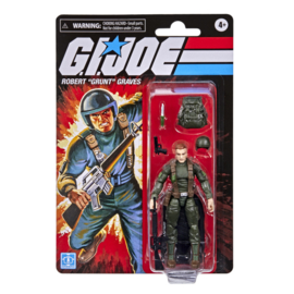 """G.I. Joe Retro 3.75"""" Robert Grunt Graves - Pre order"""