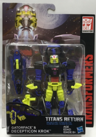 Titans Return Wave 4 Deluxe Krok